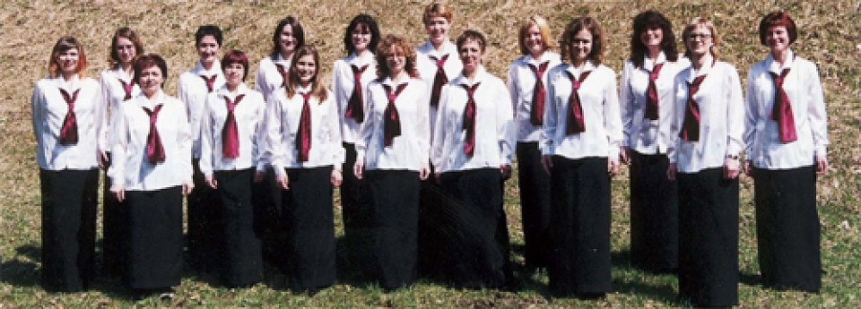 Ženski pevski zbor Justin Kogoj