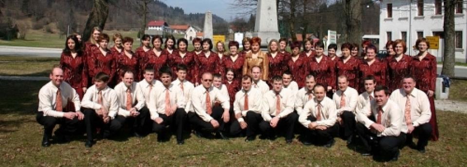 Mešani pevski zbor dr. Frančišek Lampe, Črni vrh