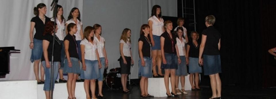 Dekliški pevski zbor Plejade