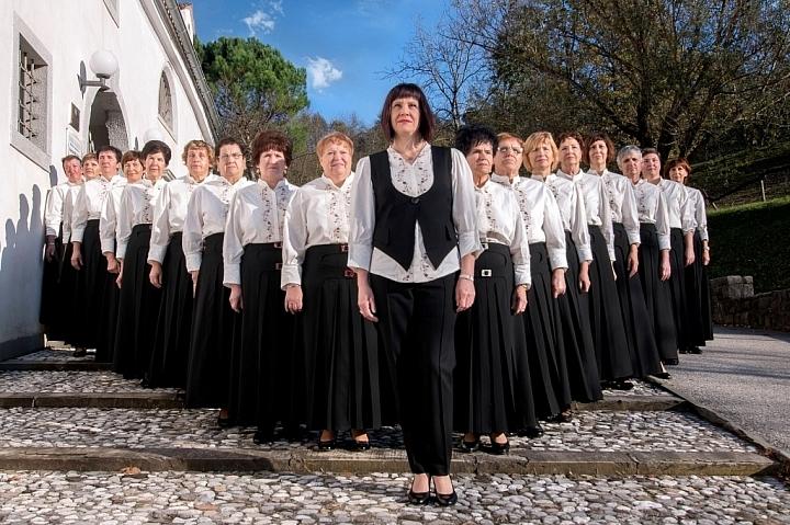 Ženska vokalna skupina VOGRINKE