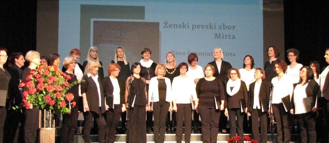 Ženski pevski zbor MIRTA